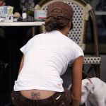 """Jessica Alba Admits She Has a """"Really Bad"""" Tramp Stamp Tattoo in Interview"""