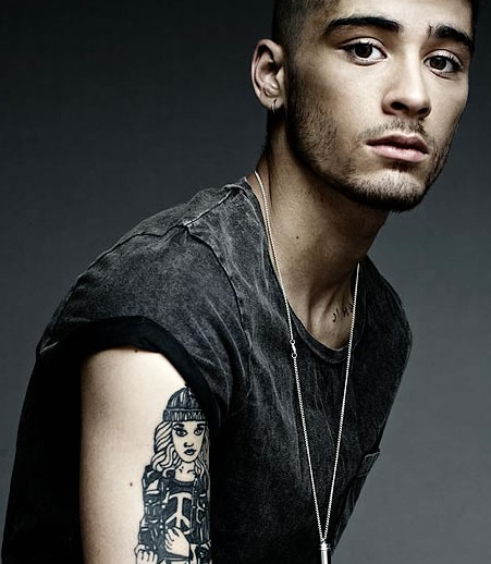 Zerrie Engagement Called Off: What Will Zayn Do About His Perrie Edwards Tattoo??