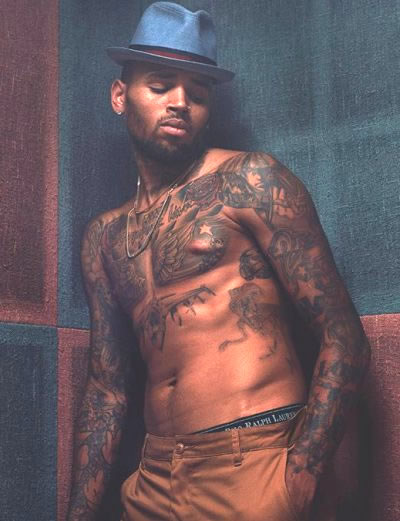 "Chris Brown – ""Every Tattoo I Have is a Big F**k You"""