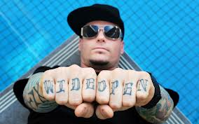 vanilla ice wide open tattoo