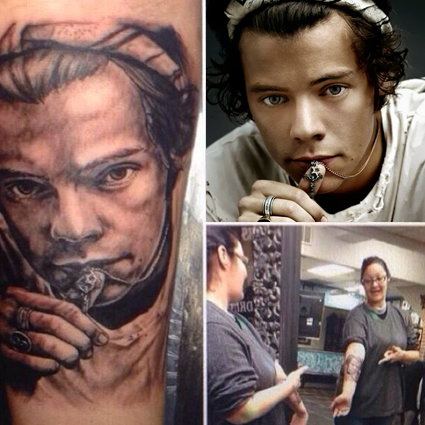 Our Top 5 Favorite One Direction-Inspired Fan Tattoos- PopStarTats