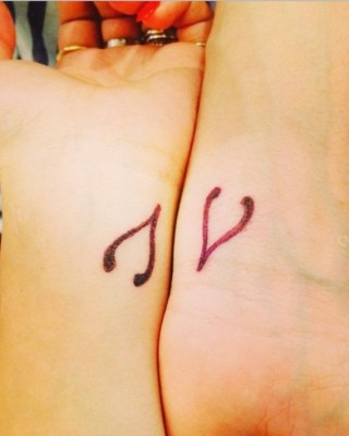 Rita Ora Reveals Wishbone Wrist Tat and Heart Pinky Tattoo in Instagram Pics!