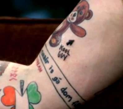 Ed Sheeran And John Mayer Get Silly New Tattoos Designed By Each Other Popstartats