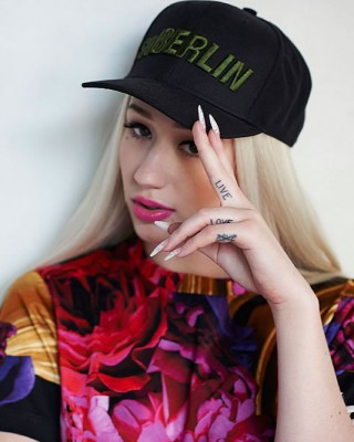 "Iggy Azalea Regrets A$AP Rocky Finger Tattoo, Warns Against Getting ""Dumb Sh*t"" Tatted"