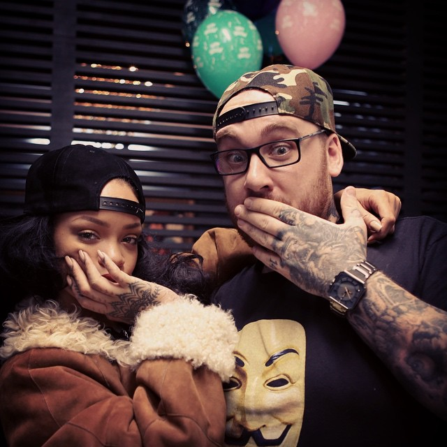 Bang Bang Talks Rihanna's Tattoo Cover-Up and the Mistake She Narrowly Avoided