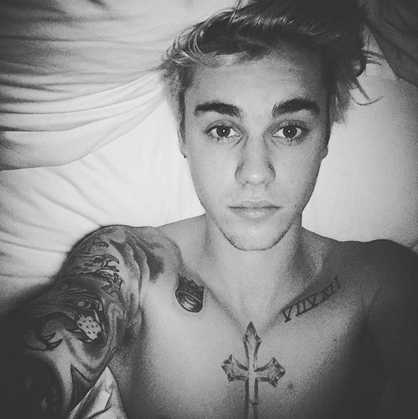 Justin Bieber Shows Off New Nose Piercing, Wants a Tattoo Date with David Beckham