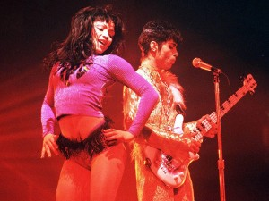 prince and ex-wife