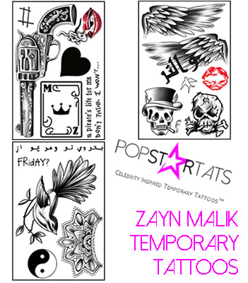 One Direction Tattoos List | www.pixshark.com - Images ...