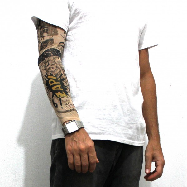 Zayn Malik Tattoo Sleeve