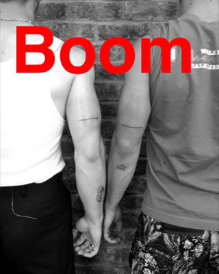 Nick and Joe Jonas Got Matching Arrow Tattoos Before the VMAs