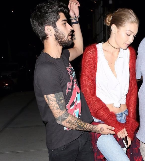 Zayn Malik S Cover Up Of His Perrie Edwards Tattoo Is A Ufo Space Scene Popstartats